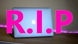 THE MAC IS DEAD 😢