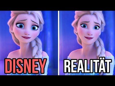 3 schockierende Wahrheiten über Disney-Animationen