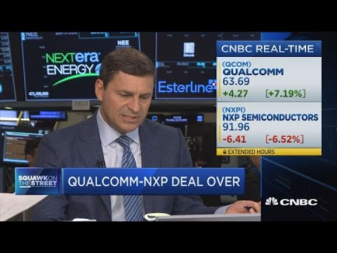 Qualcomm exits NXP deal