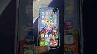 I phone 11 how to close app and without opening setting show hide feature