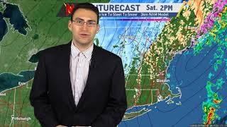 Ice & Snowstorm Forecast