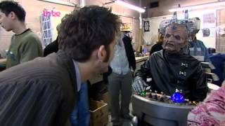 The New Davros - Doctor Who Confidential
