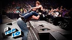 Top 10 SmackDown Momente: WWE Top 10 – 2. April 2015