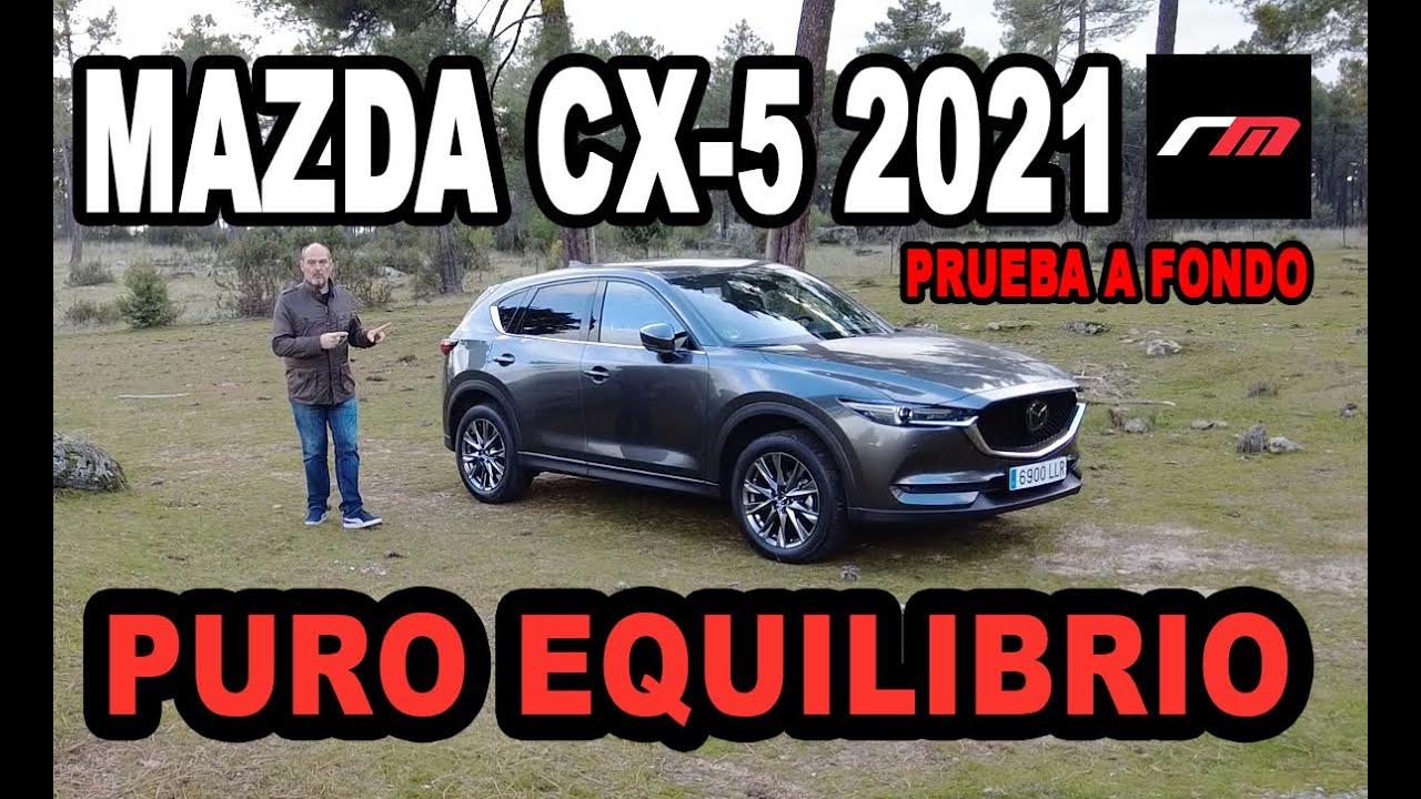 Download MAZDA CX-5 2021 | SUV-C | Prueba a fondo | revistadelmotor.es