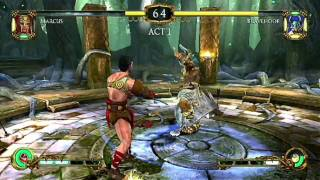 Sega: Tournament of Legends [Wii] - Becoming a Legend - Chapter 1: Bravehoof & Marcus - 2010.04.28