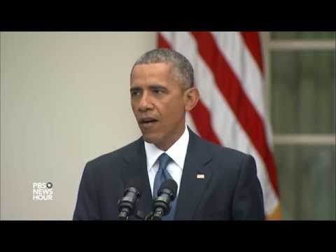 WATCH LIVE: President Obama lauds high court decision on gay marriage