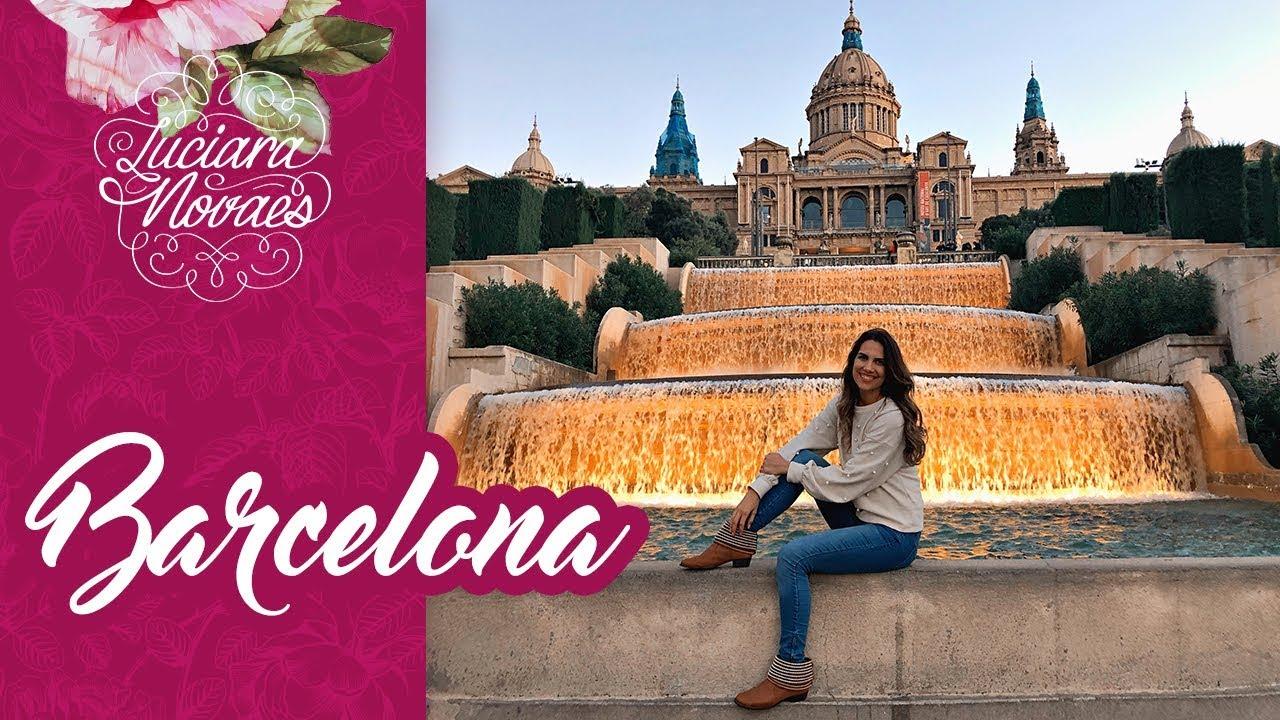 O Que Conhecer Em Barcelona Pontos Turisticos Youtube