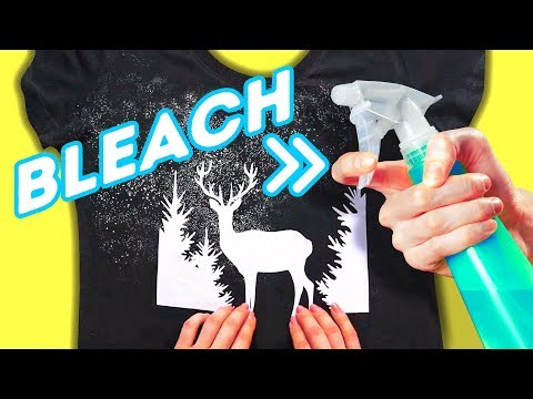 25+ WEIRD BLEACH PROJECTS TO UPGRADE USUAL THINGS