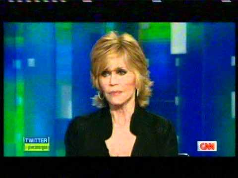 JANE FONDA INTERVIEW ON MARILYN MONROE, MICHAEL JACKSON and HERSELF [part 3/3]