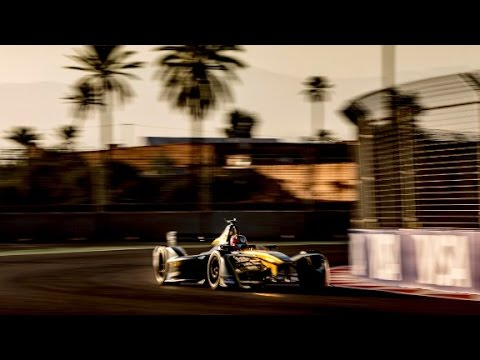 Supercharged: Africa embraces Formula E