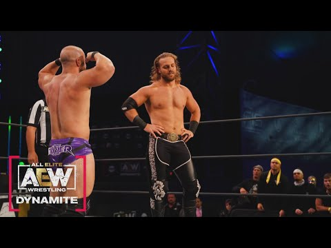 Is Hangman Going to Join the Dark Order? | AEW Dynamite, 11/25/20
