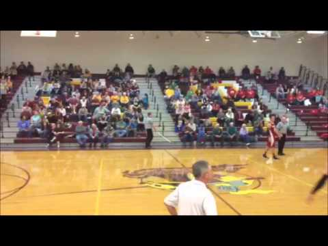 blind referees at Federal Hocking High school