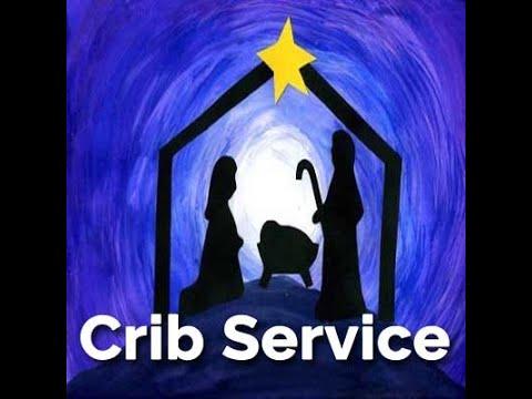 Christmas Crib Service 2020 - YouTube