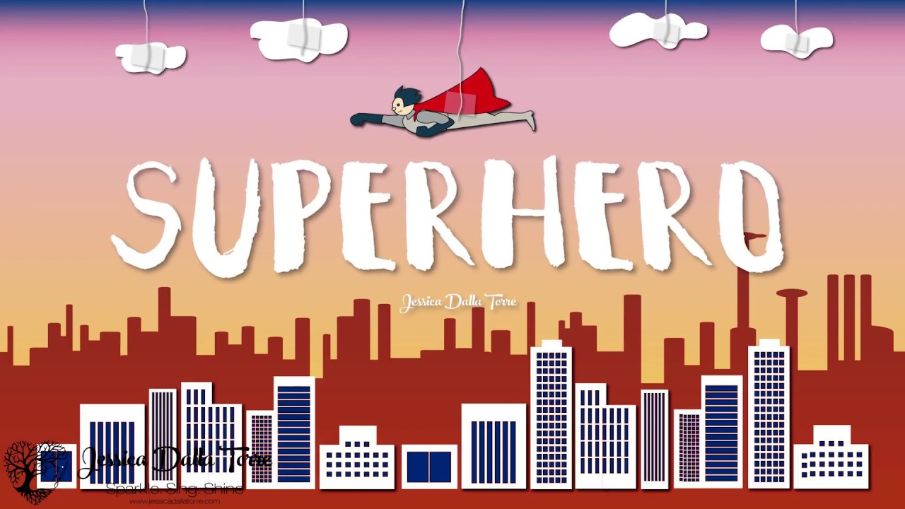Superhero - Jessica Dalla Torre (Official Lyric Video)