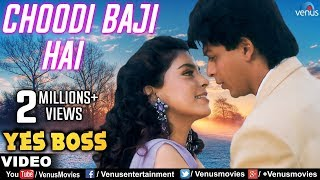 Choodi Baji Hai Kahin Door Full Mp3 Song | Yes Boss | Shahrukh Khan, Juhi Chawla |
