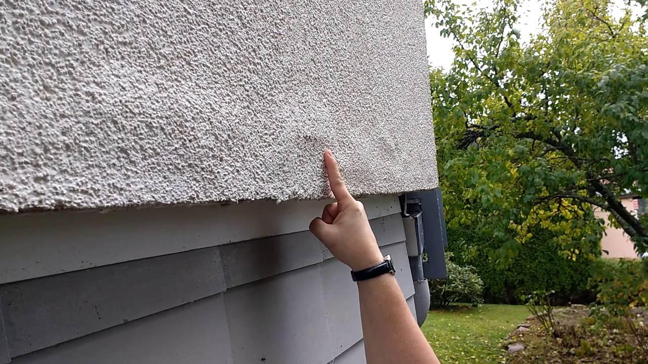 Top Blasenbildung und Risse an der Fassade. - YouTube GC76
