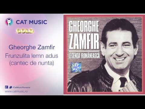 Gheorghe Zamfir - Frunzulita lemn adus (cantec de nunta)