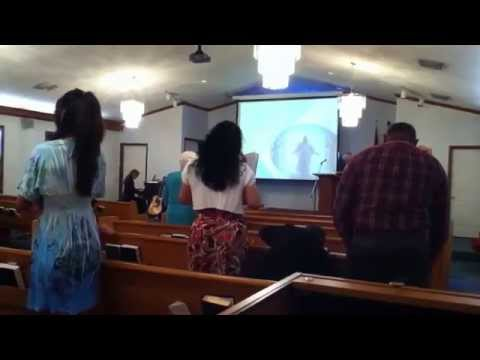 "SDA Hymnal # 307 - ""I Am Coming To The Cross"" - Columbia SDA Church"