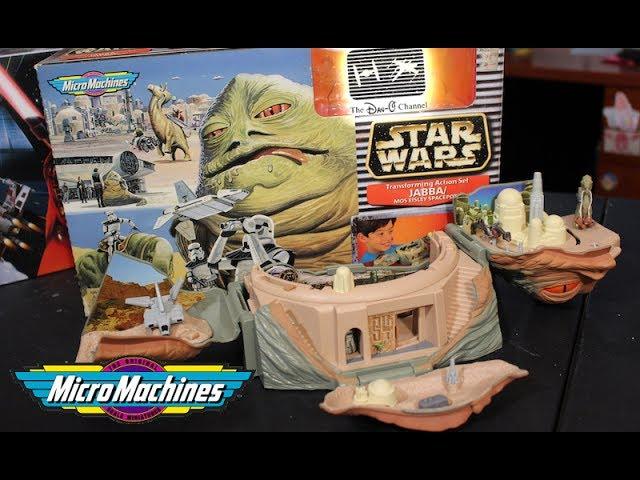 Star Wars Micro Machines Action Fleet Han Solo Sitting Mos Eisley Cantina Fig #2