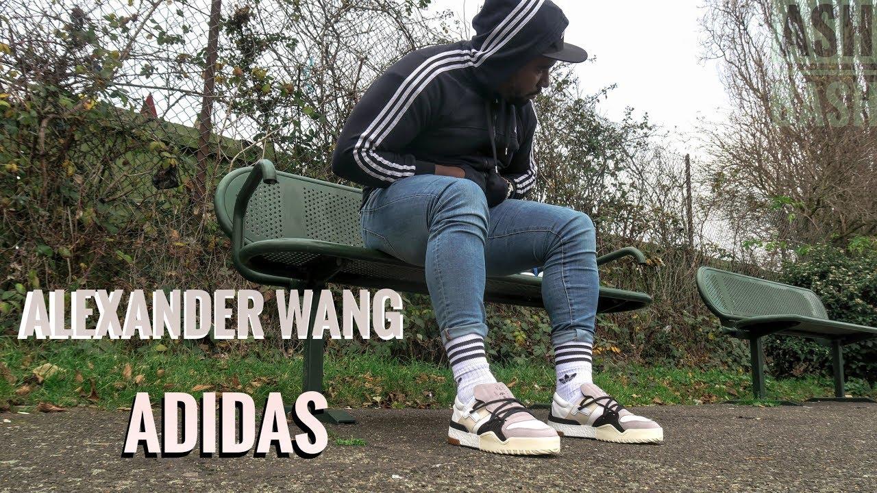 Alexander Wang x adidas Originals | BBall Low | Ash Bash