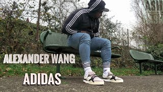 Alexander Wang x adidas Originals | BBall Low | Ash Bash