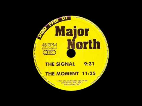 MAJOR NORTH  - THE SIGNAL -  MADE IN FRANKFURT RECORDS