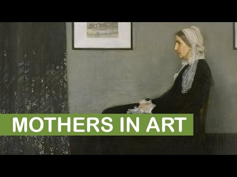 Mothers in Art History | Mother's Day | LittleArtTalks
