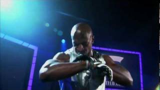 "Terry Crews with team Squeegee. ""Robot Dance"" 720p"