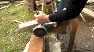 Fase 12 Ponticello in pietra e mattoni: