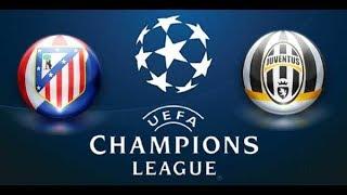 Atletico Madrid - Juventus PES 2019