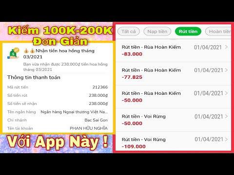 Kiếm 100K-200K Đơn Giản Niếu Biết Cách ! | PHN Kiếm Tiền Online