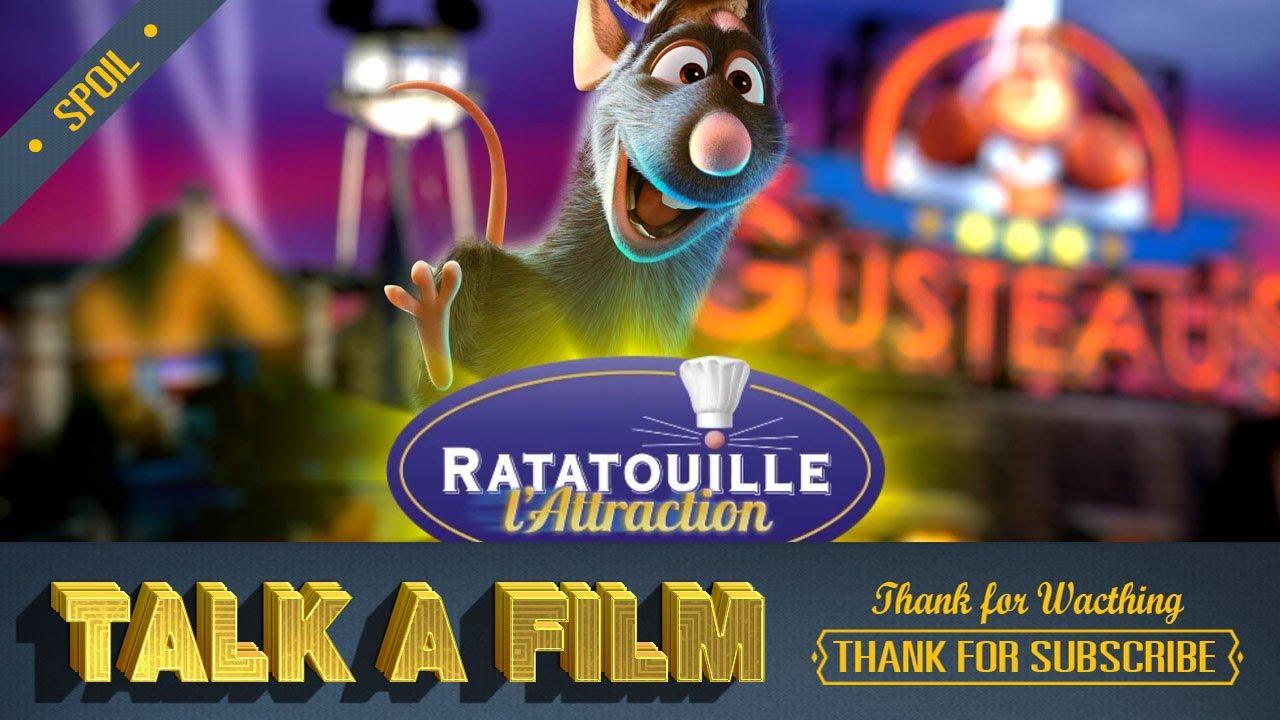พ่อครัวหนูตัวน้อย Ratatouille 2007 สปอยหนัง