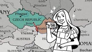 видео Что посмотреть в Братиславе за 1 день