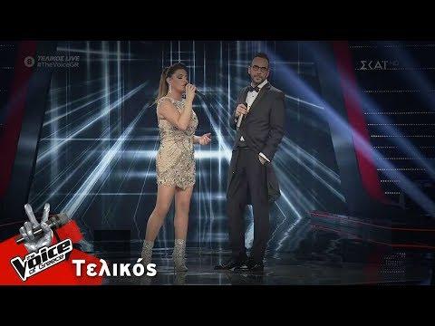 Πάνος Μουζουράκης - Έλενα Παπαρίζου | Όταν Έχω Εσένα / Υπάρχει λόγος| Τελικός | The Voice of Greece