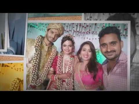 America Amai Serial Fame Marina Marriage video || Yatas media