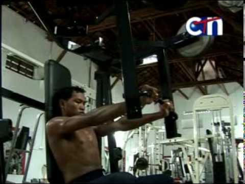 Paddy's Gym Phnom Penh