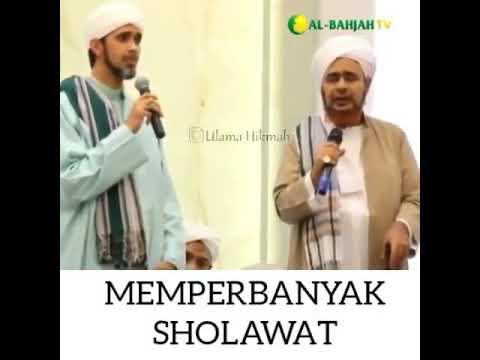 Habib Umar Perbanyaklah Sholawat Di Hari Jum At