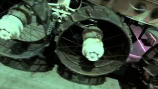 【宇宙博2014】ソ連の月面車 ルノホート