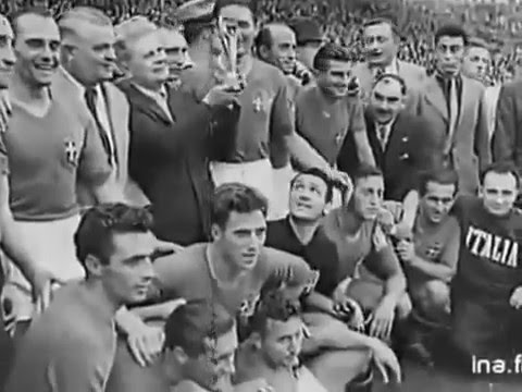 World Cup Final: Italy 4 - 2 Hungary (France 1938)