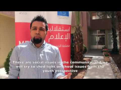 Support to Media in Jordan project: Community radio trainings