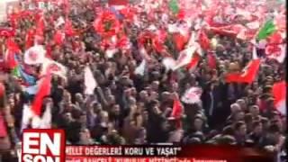 MHP Bursa Mitingi: VUR DE VURALIM ÖL DE ÖLELİM
