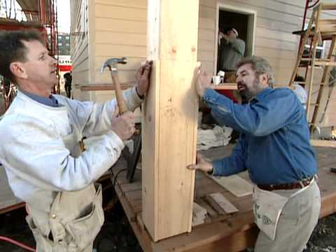 How to Build a Porch - Habitat for Humanity - Bob Vila eps.1907