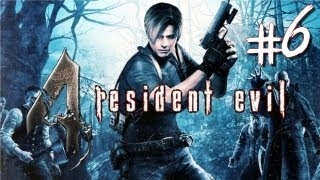 Resident Evil 4 HD-Walkthrough[6]: Les chutes et l
