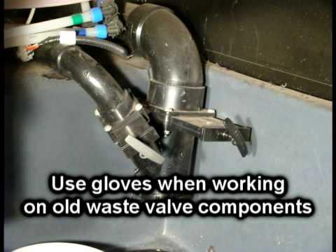 keystone cougar wiring diagram rv waste valve repair  amp  maintenance by rv education 101  rv waste valve repair  amp  maintenance by rv education 101