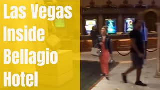 Las Vegas 2015, Inside Bellagio Hotel, Shops, Las Vegas Strip