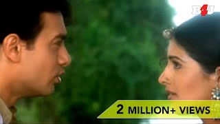 Aamir khan & his brother funny fight scene | mela | twinkle khanna | full hd