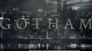 Gotham (Готэм) 1 сезон 18 серия Русская озвучка (Промо)
