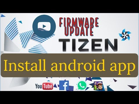 Tizen] Samsung Z1 Mobile Phone Software Upgrade by Daniel