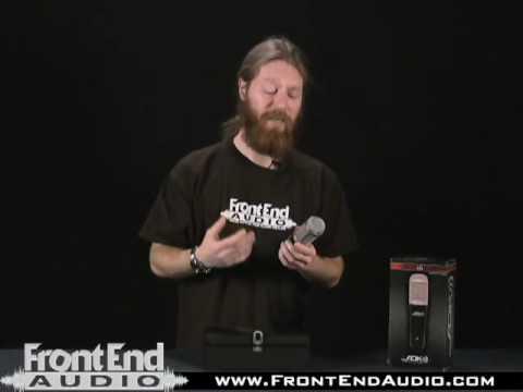 ADK A-6 Large Diaphragm Condenser Microphone @ FrontEndAudio.com