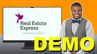 Real Estate Express Review + Demo